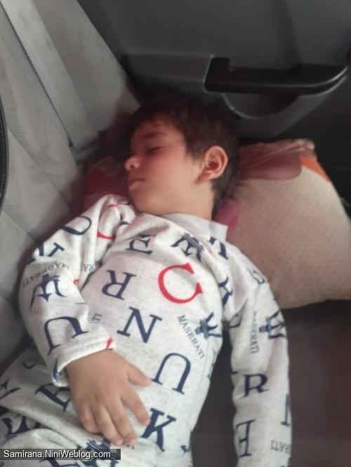 تایم خواب تو فصل مدرسه