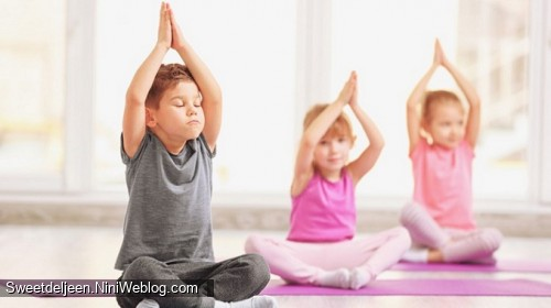 یوگا یک تمرین فکری و ذهنی است