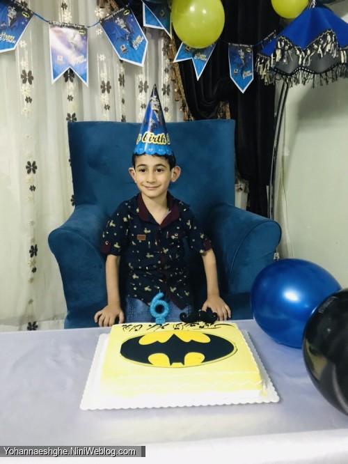تولد ۶ سالگی