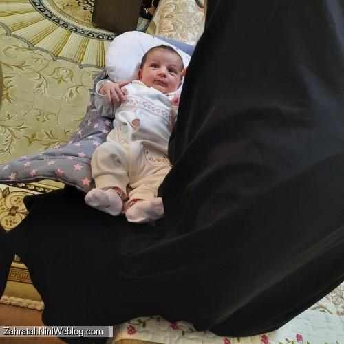 دیدن زهرا سادات قشنگم+خاطرات این چند روز اخیر^^