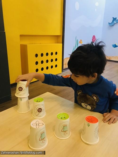 بازی فکری برای تقویت ذهن و خلاقیت کودک