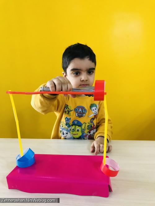 بازی برای افزایش تمرکز در کودک