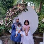 فاطمه و زهرا خواهر های گل