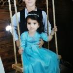 محمد یاسین و یسنا جون زیباترین هدیه های خداوند