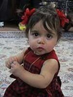 سارا(مامان یسنا کوچولو)
