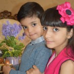خاطرات مرسانا و مهرسام در وب
