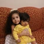 دخترخاله و دختر عمه عطیه